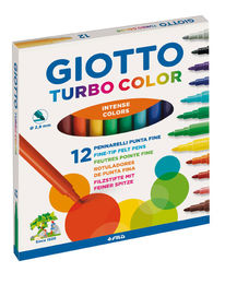 Tussit, Giotto Turbo Color